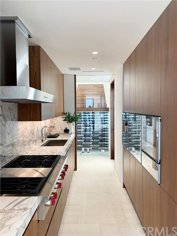 Photo of a kitchen in Newport Beach