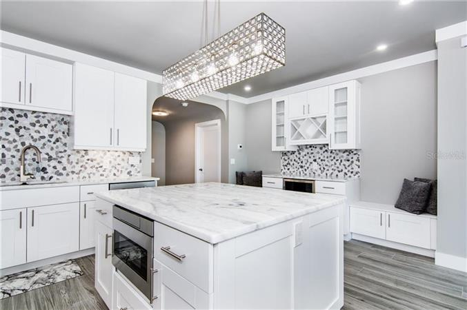 Kitchen in a $899,000 ST PETERSBURG home for sale