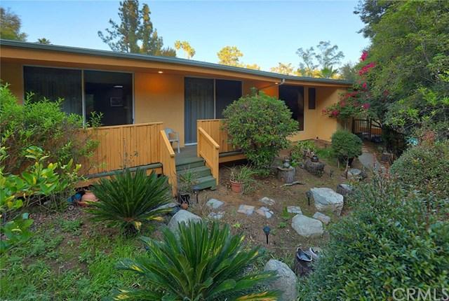Facade in a $4,250,000 Pasadena home for sale
