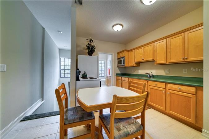Dining room in a $7,400,000 TARPON SPRINGS home for sale
