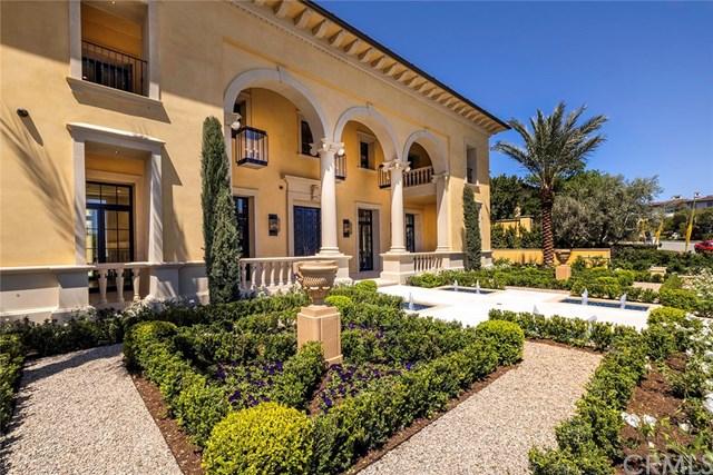 Facade in a $39,950,000 Newport Beach home for sale