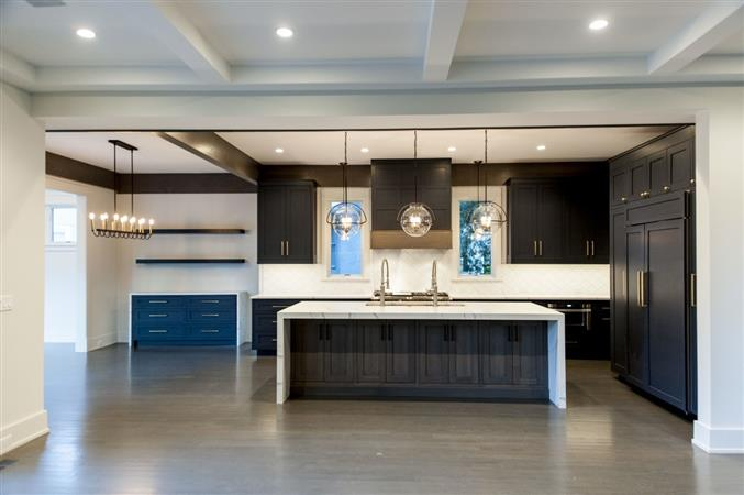 Kitchen in a $1,999,000 Evanston home for sale