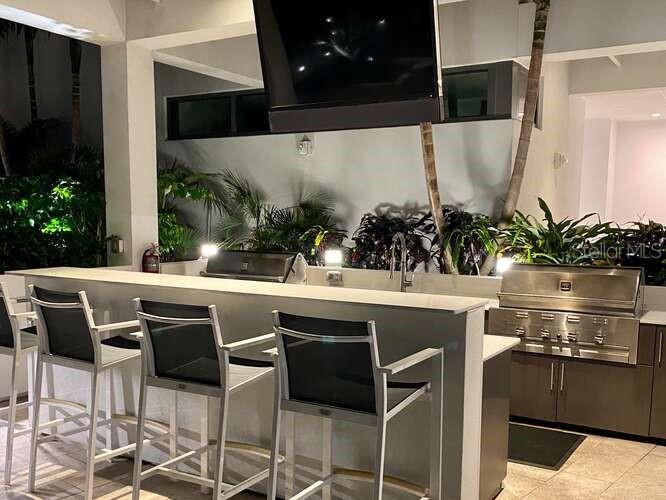 Kitchen in a $1,699,000 St. Petersburg home for sale
